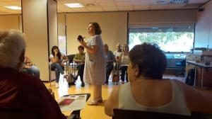 Programa de Musicoteràpia en grup per a cuidats i cuidadors